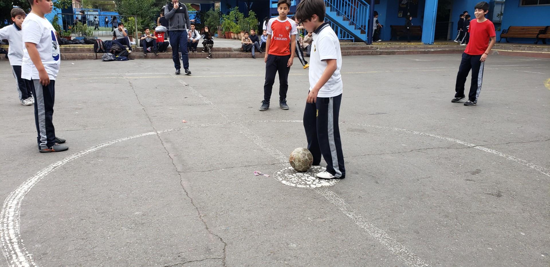Campeonato Futbol – 26 de Septiembre