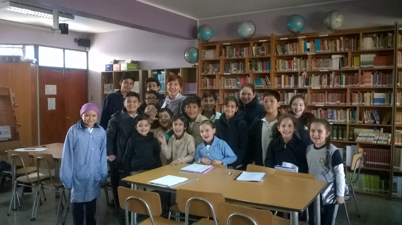 Primera Reunión Consejo Escolar