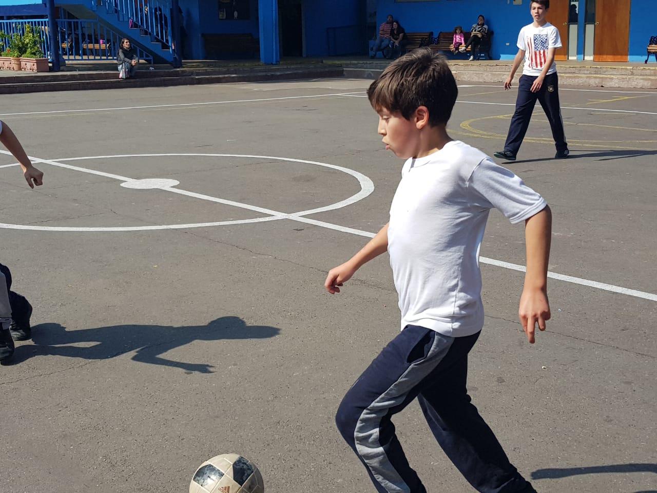 Campeonato Fútbol – 17 Oct