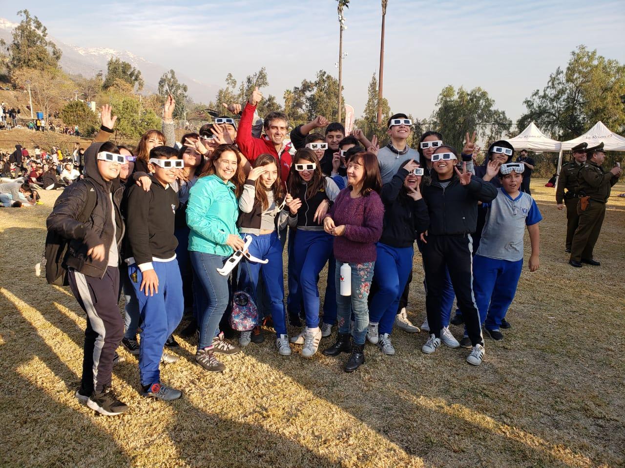 Eclipse Parque Mahuida 8vos